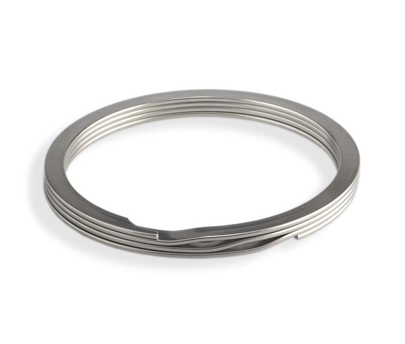 spiral retaining ring